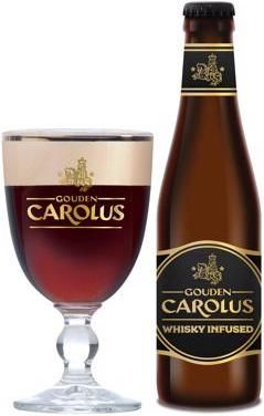 Gouden Carolus Whisky Infused BOX 12x33cl