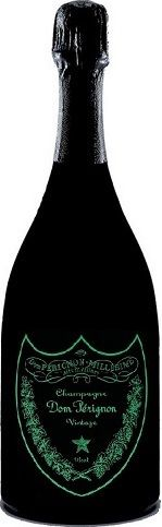 Dom Perignon Luminous Verlichte NEON fles 75cl