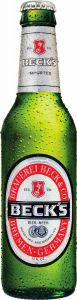 Beck's Bier Green Bottle 33cl