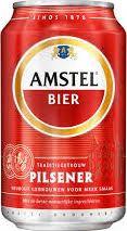 Amstel bier Blik 33cl