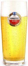 Amstel bierglazen Fluitje Doos 12 stuks
