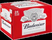 Budweiser Doos 24x33cl