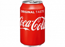 Coca cola regula blik