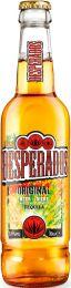 Desperados Original  Tequila Beer Doos 24x330ml