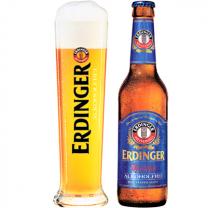 Erdinger Hefe Weissbier alcoholvrij