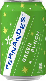 Fernandes Green Punch Blik 330ml