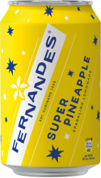 Fernandes Super Pineapple Blik 330ml