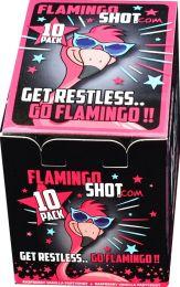 Flamingo Shot PET Doos 10x2cl