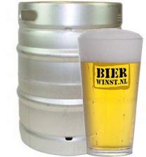 Horeca goedkoop bier fust 50 liter evenementen bier