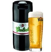 Grolsch bier fust 19,5 Liter