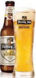 Hertog Jan Bastaard Gember Citroen Radler bier