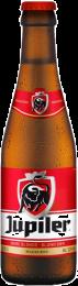 Jupiler Belgian beer fles 25cl