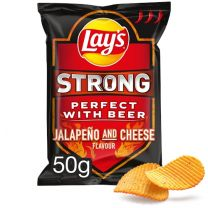 Lay's Japaleno and Cheese 24x50gr