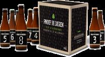 Bier proefspel giftpack 8x33cl