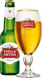 Stella Artois beer uit belgie Doos 24x33cl