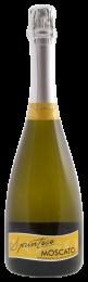 Toso Vino Spumante Moscato  heerlijk zoete bubbel fles kurk 75 cl