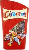 Celebrations Gift box 280 G
