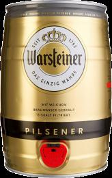 Warsteiner Party fust 5 liter