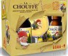 La Chouffe Giftpack  + bijbehorend Glas