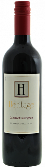 Heritage Cabernet Sauvignon fles 75cl