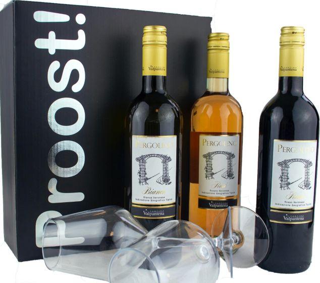 Wijnpakket-pergolino