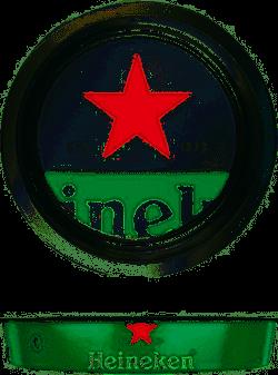 Heineken RVS Dienblad
