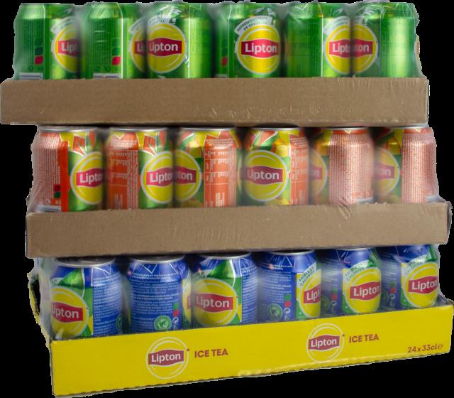 Lipton Icetea aktie pakket 3x24x33cl