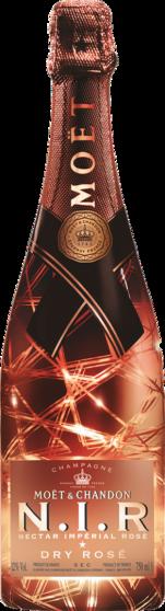 Moet & Chandon NIR Dry rosé 75cl