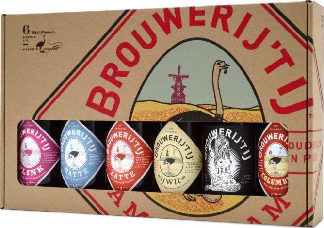 Brouwerij t IJ Bierpakket Assortie  6x33cl