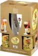 Brugse Zot Giftpack 4x33cl + Glas