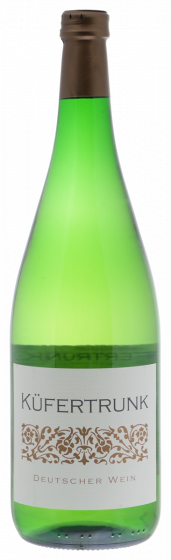 Küfertrunk zoete witte wijn Duisland Fles 1 Liter