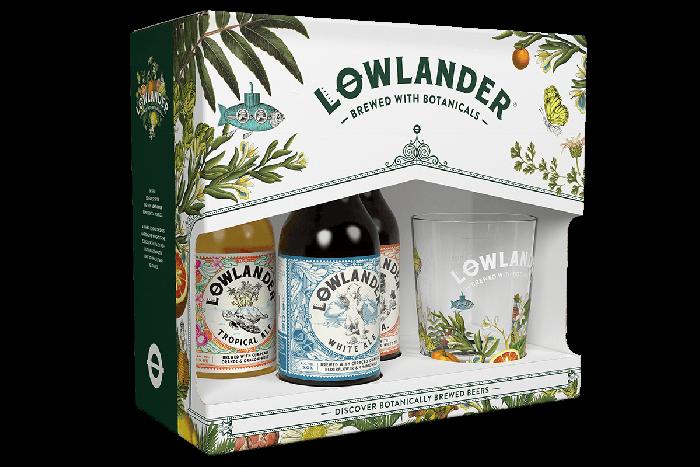 Lowlander Botanicals Discovery Box